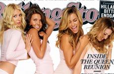Las Chicas de The Hills en la portada de Rolling Stone