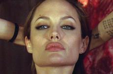 Existe un video de Angelina Jolie consumiendo drogas?
