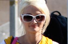 Holly Madison copia el look deportivo de Kendra