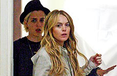 Lindsay Lohan fue a emergencias por un ataque de asma