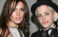 Lindsay y Samantha Ronson ya viven juntas?