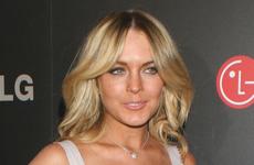 Lindsay Lohan se esta volviendo fea (y peluda)