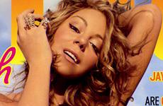 Mariah Carey muestra su nueva figura en Vibe magazine [Junio]