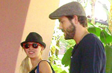 Scarlett Johansson y Ryan Reynolds comprometidos