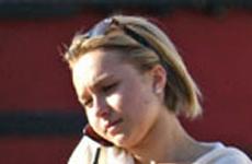 OMG!! WHY?? Hayden Panettiere corto su cabello!