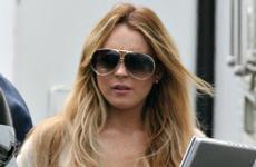Lindsay Lohan no quiere un Emmy por ahora