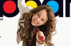 Miley Cyrus en Billboard Magazine