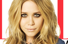 Mary Kate Olsen en Elle magazine [Julio]