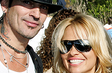 Pamela Anderson y Tommy Lee juntos otra vez