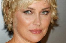 Sharon Stone no aprende a cerrar la boca
