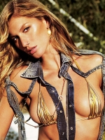 Gisele Bundchen en sexy jeans V magazine [Fall 2008]