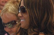 Halle Berry muestra a su hija Nahla!