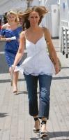 Jennifer Love Hewitt ha perdido peso?