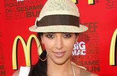 Kim Kardashian ama los Big Mac y Khloe tambien