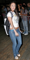 A Megan Fox la obligaron a engordar
