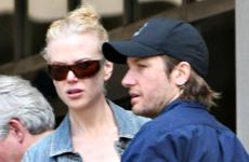 Nicole Kidman, musica y dolores de parto