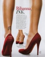 Rihanna posa para InStyle magazine [Agosto] Updated!