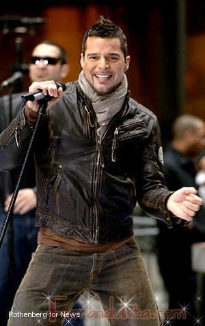 No esperen ver a los gemelos de Ricky Martin