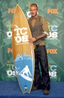 David y Victoria Beckham en los Teen Choice 2008