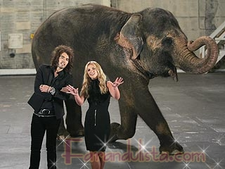 Britney Spears preparada para los MTV Awards 2008?
