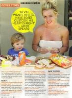 Una nueva Britney revela todo para OK magazine