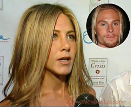 Jennifer Aniston no esta saliendo con un modelo