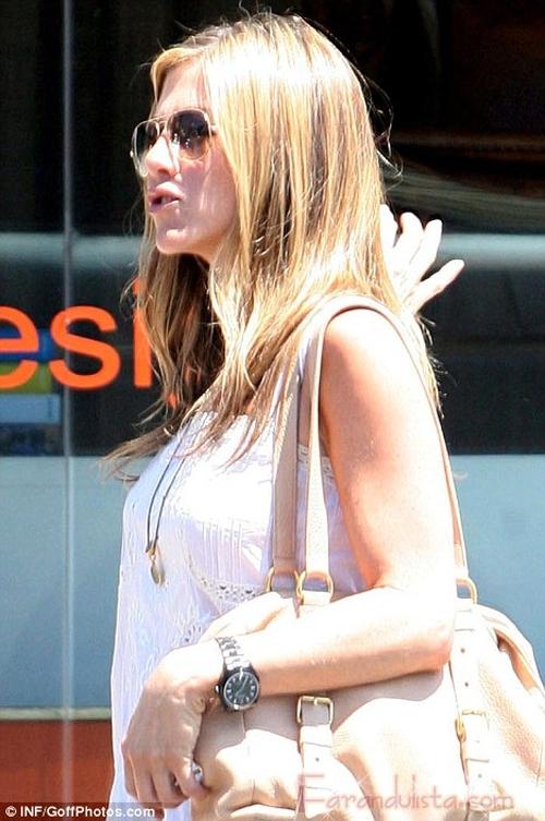 Jennifer Aniston con nuevos labios?