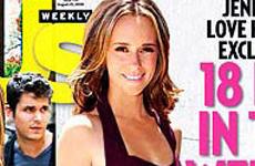 Jennifer Love Hewitt rebajo 8 kilos en 10 semanas
