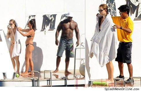 Mariah Carey tiene secadores personales