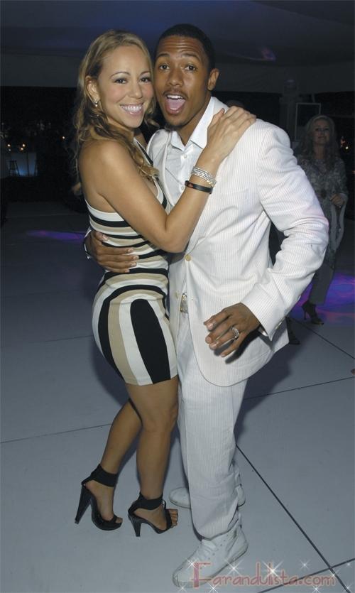 Mariah Carey dice que Nick le recuerda a su madre