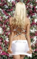 Que promociona Paris Hilton aqui?