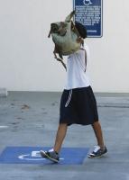 Zac Efron muestra sus musculosas piernas