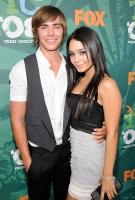 Vanessa Hudgens y Zac Efron en los Teen Choice 2008