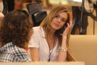 Representante de Lindsay niega confesion de relacion con Sam