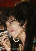 Amy Winehouse finalmente se vio en el espejo