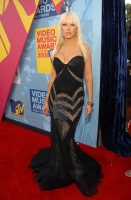Christina Aguilera galactica en los MTV VMAs 2008