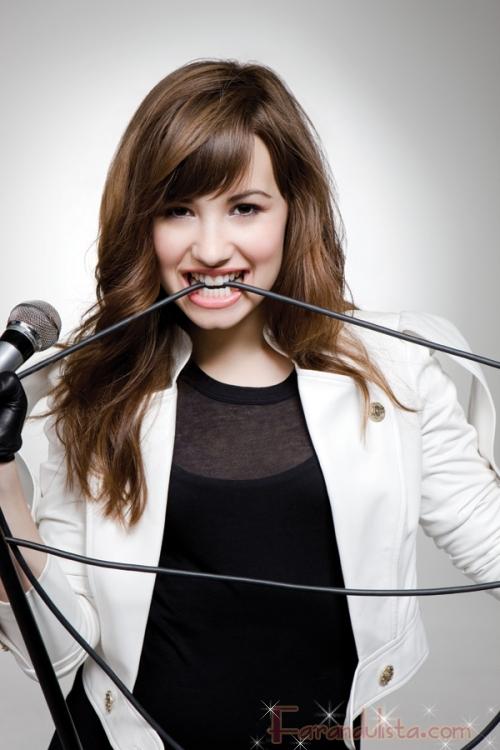 Demi Lovato Nuevo Album Don't Forget - Promos y Video