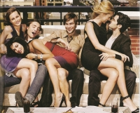 Gossip Girl en Entertainment Weekly [Sept]