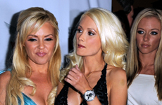 Kendra, Holly y Bridget dejan a Hef?