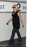 Gwen Stefani fabulosa despues de tener a baby Zuma