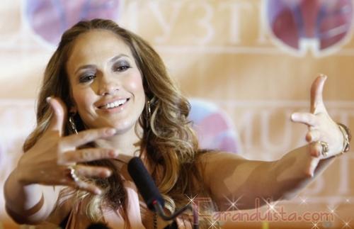 Jennifer Lopez desesperada por perder peso