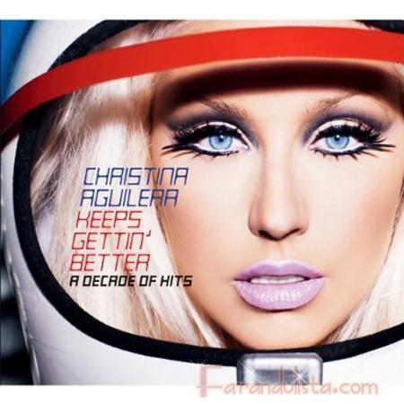 Portada de Keeps Gettin Better Christina Aguilera