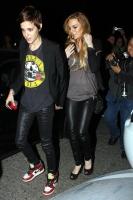 Lindsay confirma publicamente relacion con Samantha Ronson
