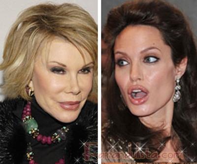Joan Rivers llama a Angelina Jolie estupida