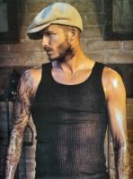 Calendario de David Beckham 2009 [Preview]