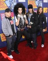 Tokio Hotel Mejor Nuevo Artista 2008 MTV VMAs