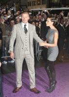 Victoria y David Beckham en el lanzamiento de Signature