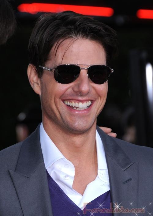 WTF? Noticia sobre muerte de Tom Cruise es basura