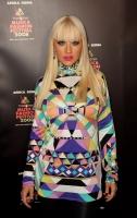 Christina Aguilera lista para otros babies