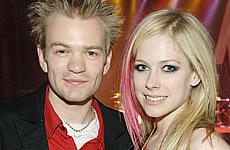 Avril Lavigne se esta divorciando de Deryck?